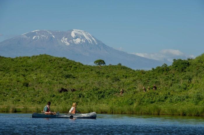 Lake Momella Canoeing Arusha 5 Resized