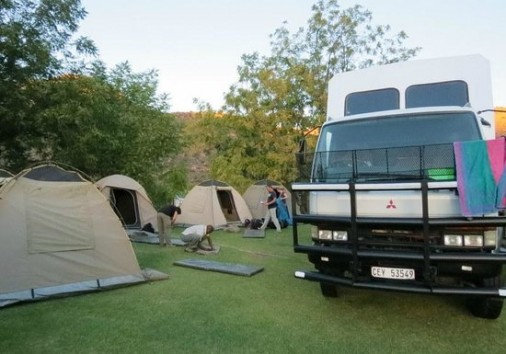 Nomad Africa Adventure