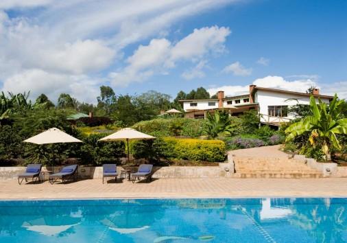 Tloma Lodge.