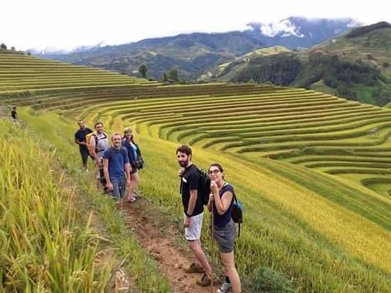 Trekking Mu Cang Chai