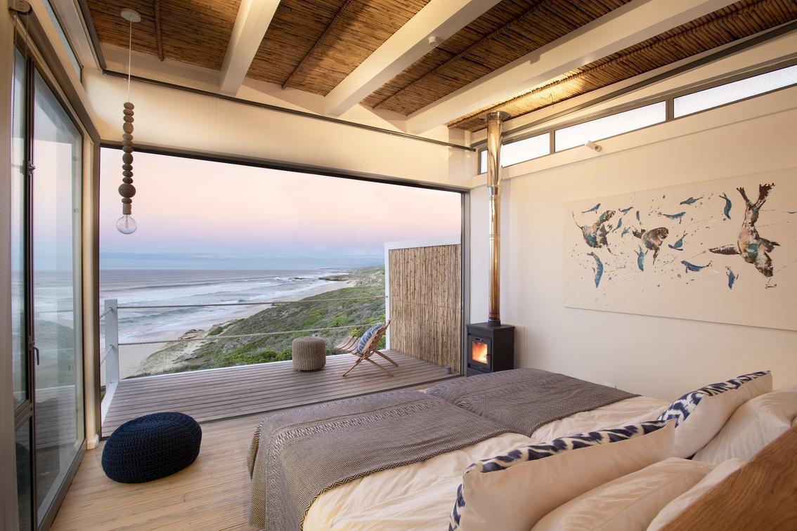 Lekkerwater Beach Lodge Bedrooms Views1