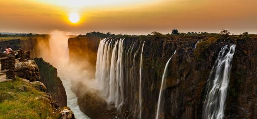 Mighty Victoria Falls