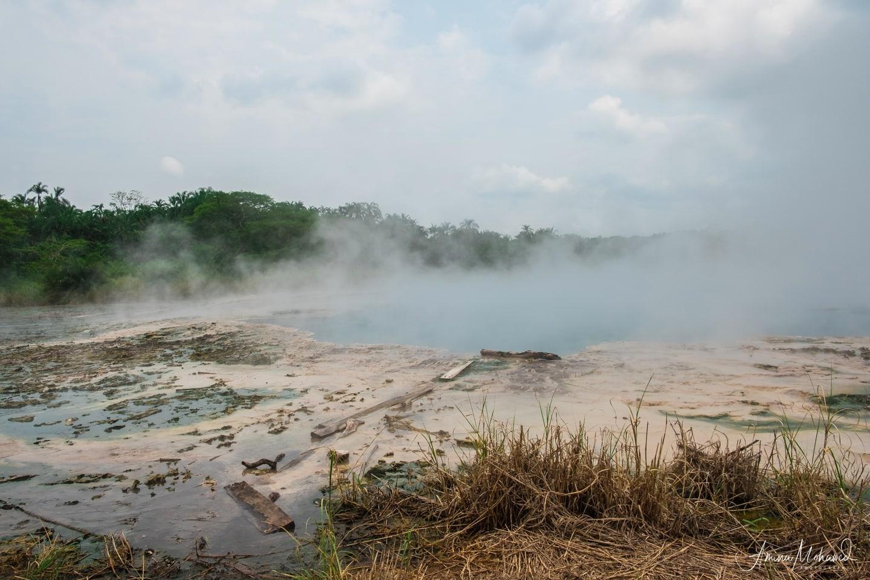 The Sempaya Hot Springs, Uganda @Amina Mohamed Photography