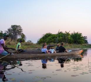 Classic Okavango Delta