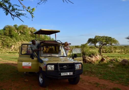 On Safaris With Serengeti