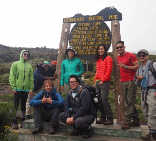 Kilimanjaro Climb – Lemosho Route