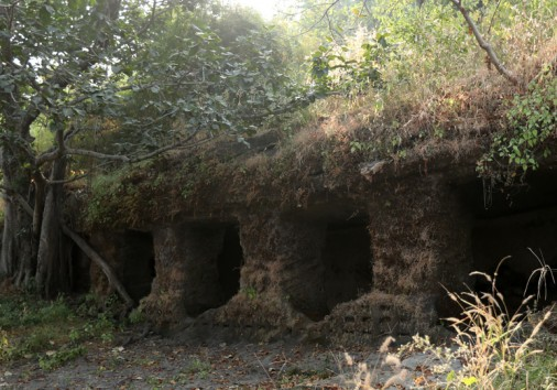 Three Cave Point