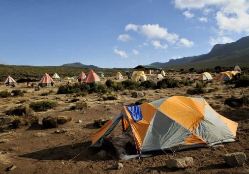 Shira Two Camps Kili