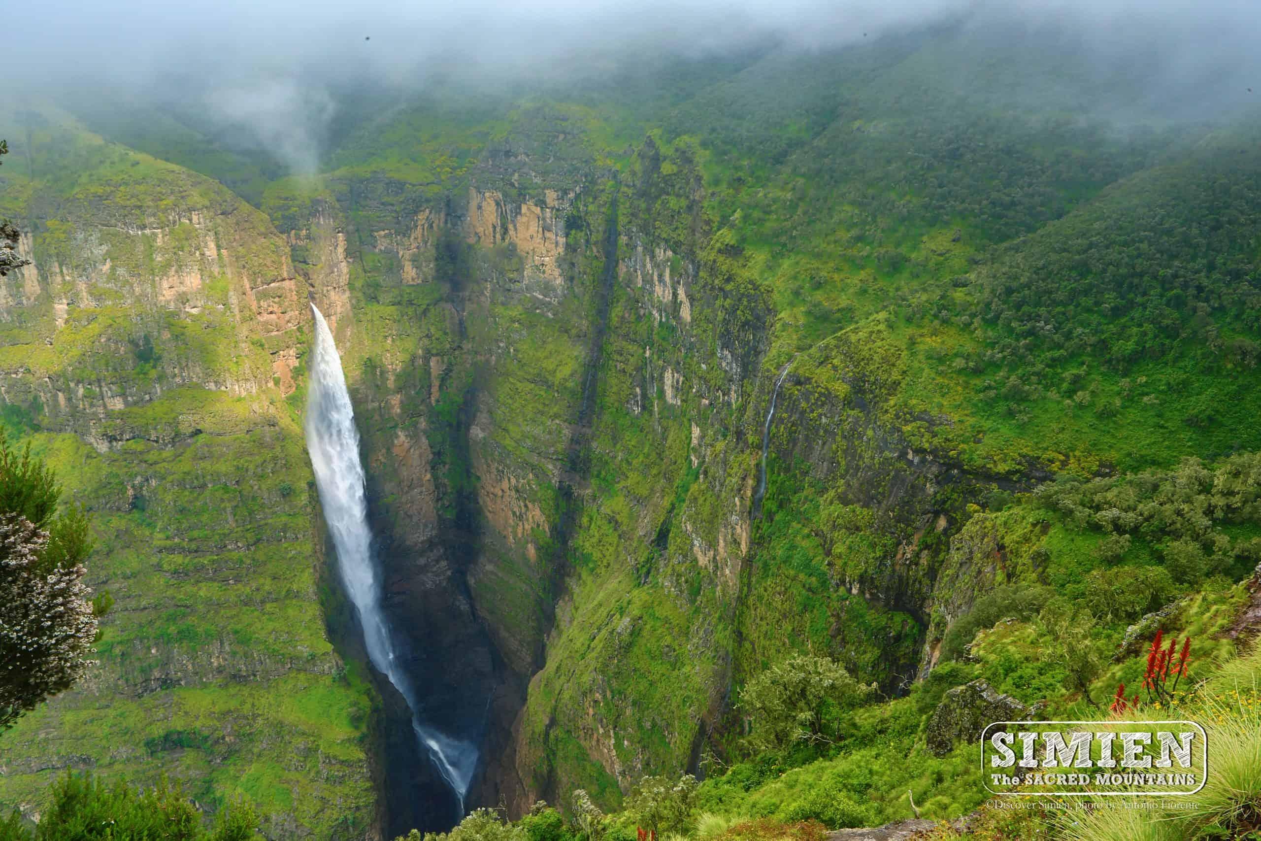 Copy Of Simien Mountains Lnadscape