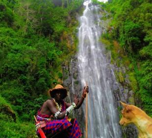 Materuni Waterfalls Safari