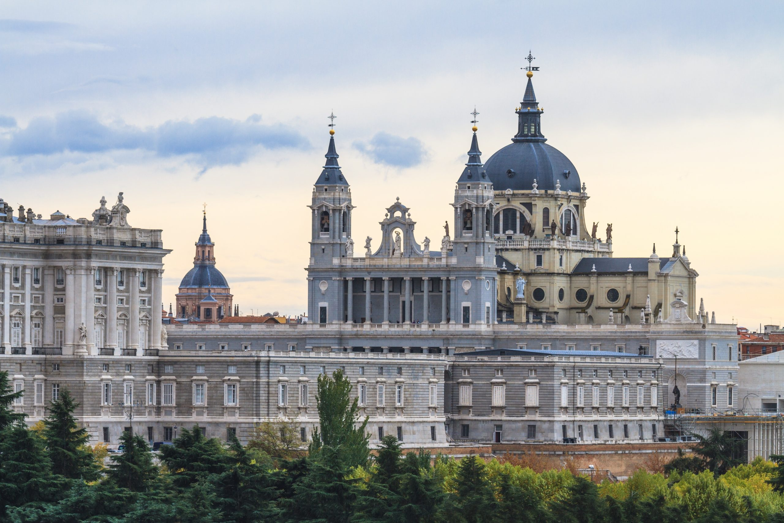 17191568 Almudena Cathedral, Madrid, Spain