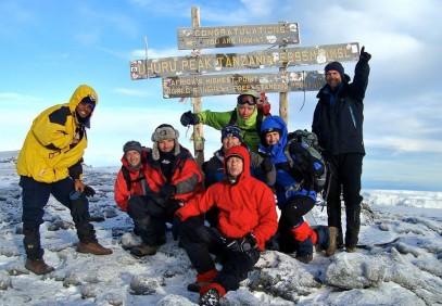 7-Day Lemosho Route Kilimanjaro Climbing