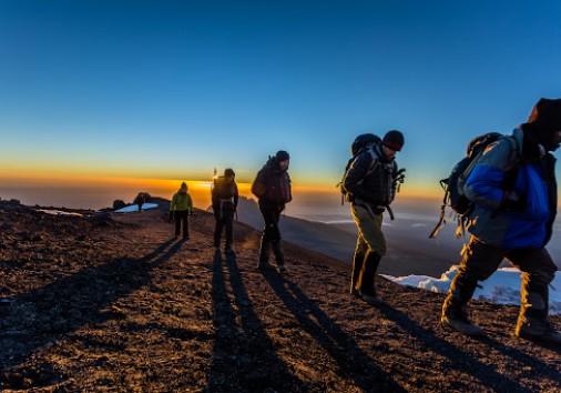 Marangu Summit
