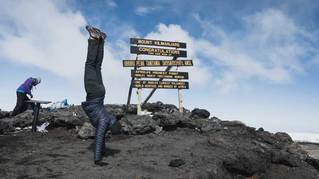 Marangu Summit2