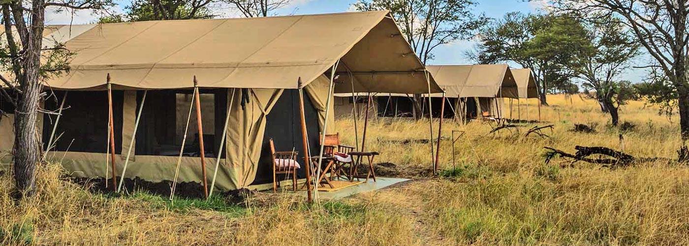 Mobile Safari Camping