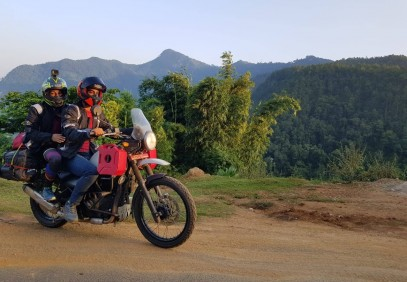12-Day Nepal Motorcycle Tour