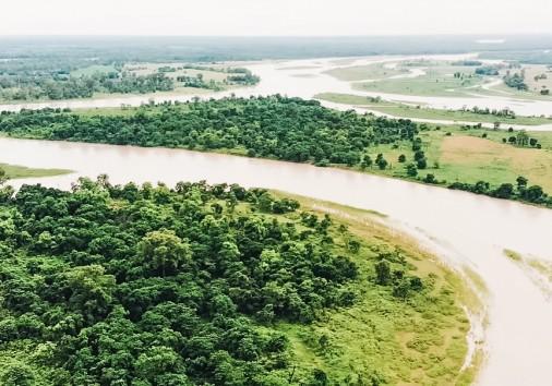 Babai River Bardia National Park