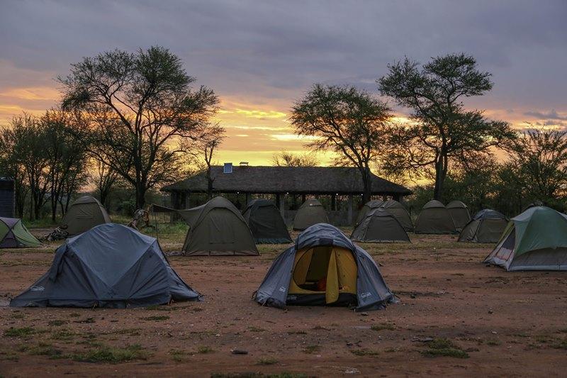Camping Safari Tents