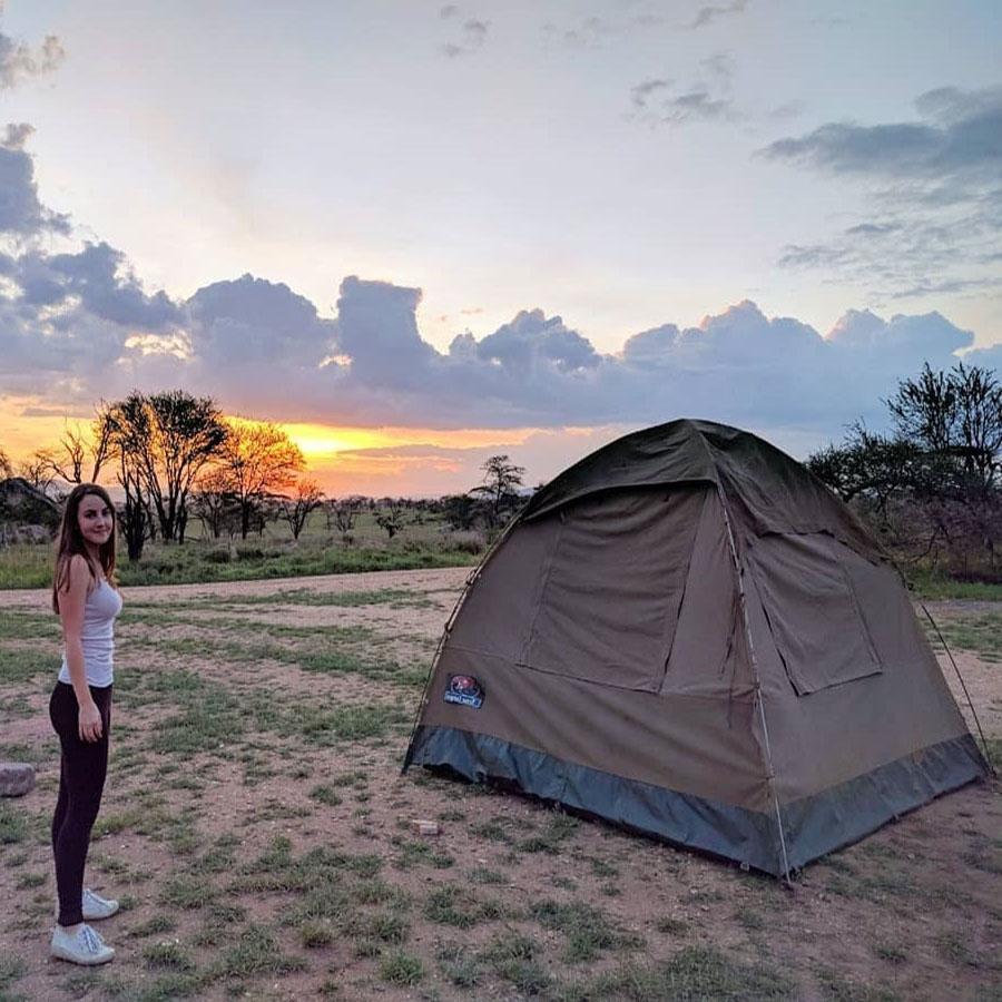 Tanzania Campsites