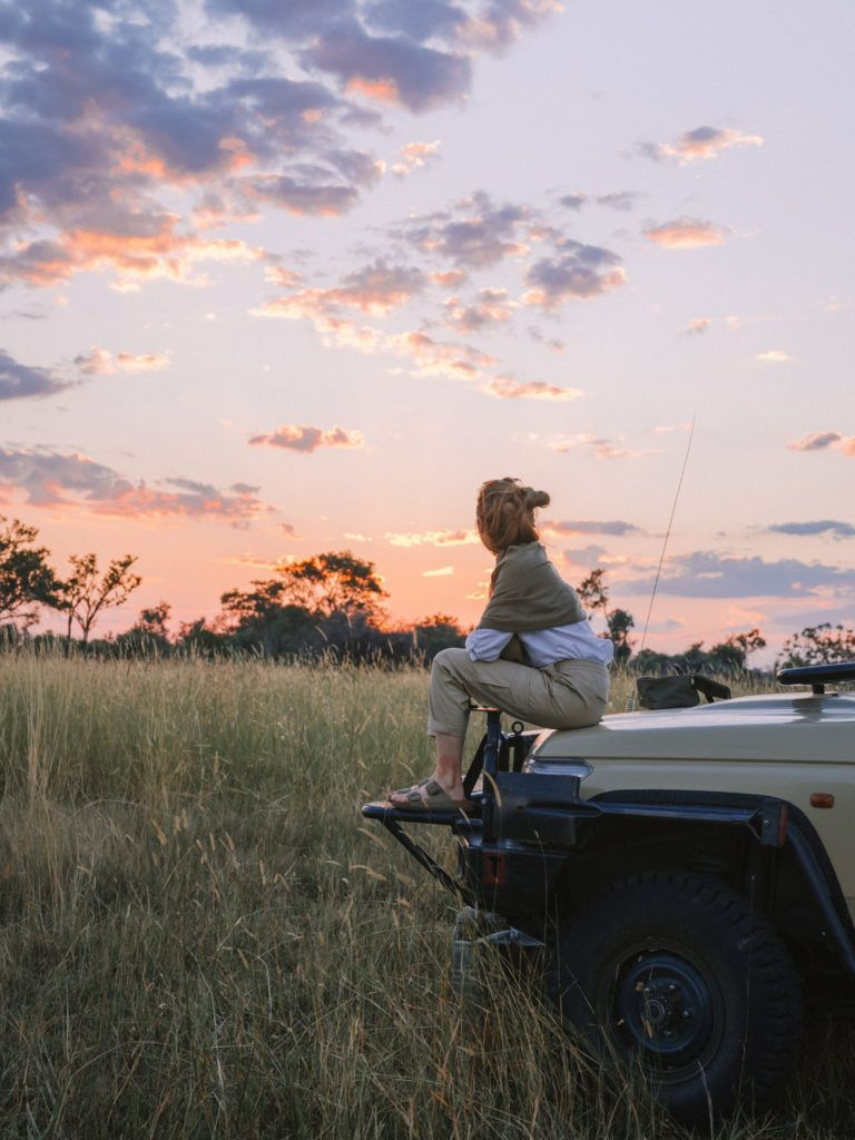 The Ultimate Safari Staying At Sable Alley In…
