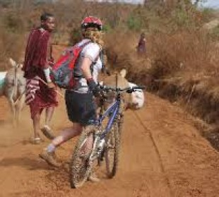 6 Days Cycling Around Mount Kilimanjaro