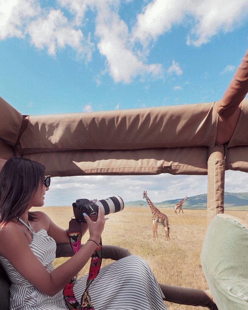 Bonnie Rakhit The Ultimate African Safari Adventure With Fairmont Hotels The Style Traveller