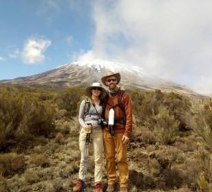 6-Day Kilimanjaro Rongai Route