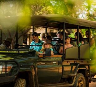 Guided Big 5 Kruger National Park