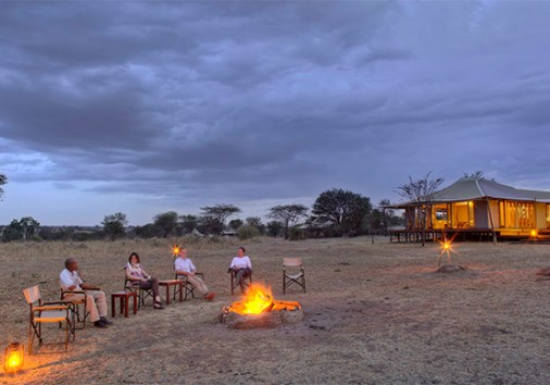 Sayari Camp Serengeti