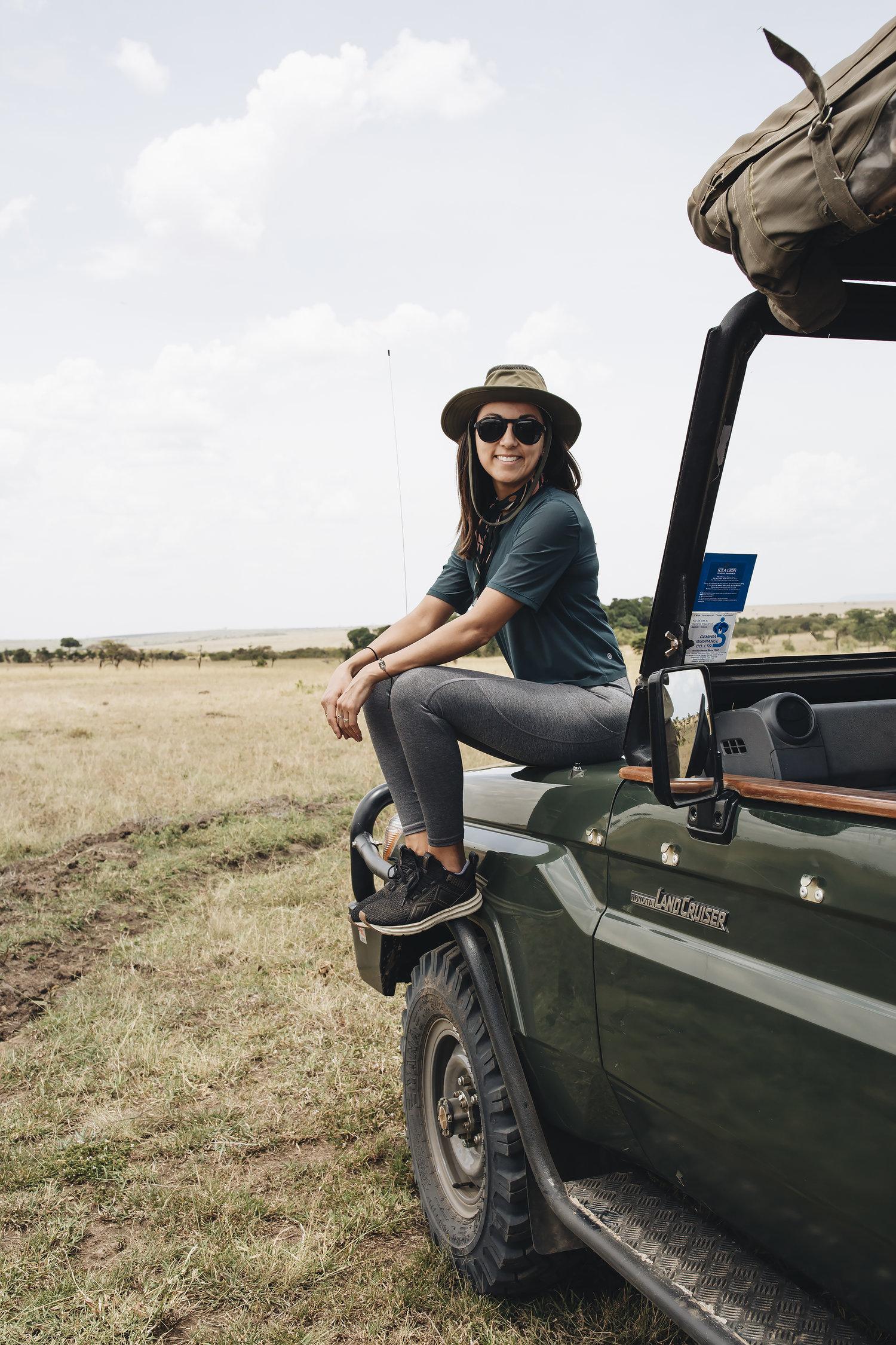 Chrissi Hernandez - Masai Mara
