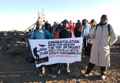 7-Day Climb Mount Kilimanjaro Lemosho Route