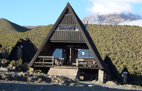Marangu Hut