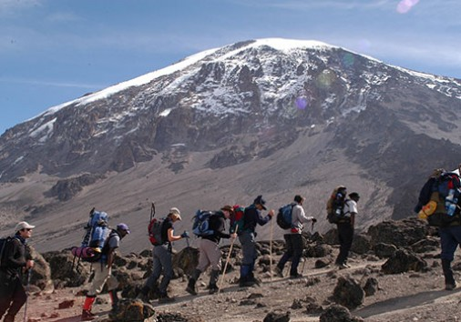 5 Days Kilimanjaro Climb – Marangu Route 1