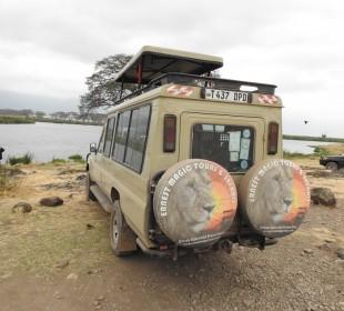 4 Days Tanzania Camping Safari