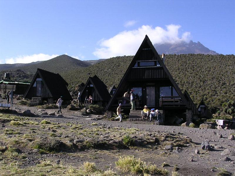 Marangu Route Huts