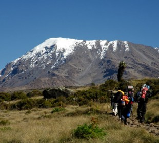 7-Day Kilimanjaro Machame Route Climbing Safari