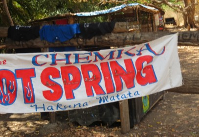 1-Day Cycling Tour Chemka Hot Spring