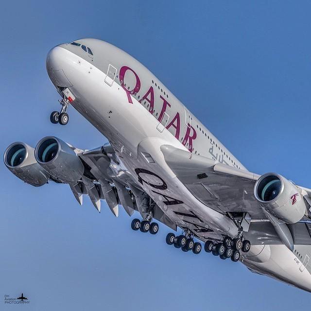 Quatars Plane