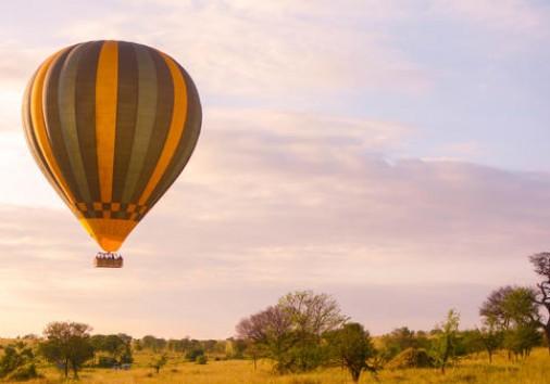 Our 16 Passenger Balloon