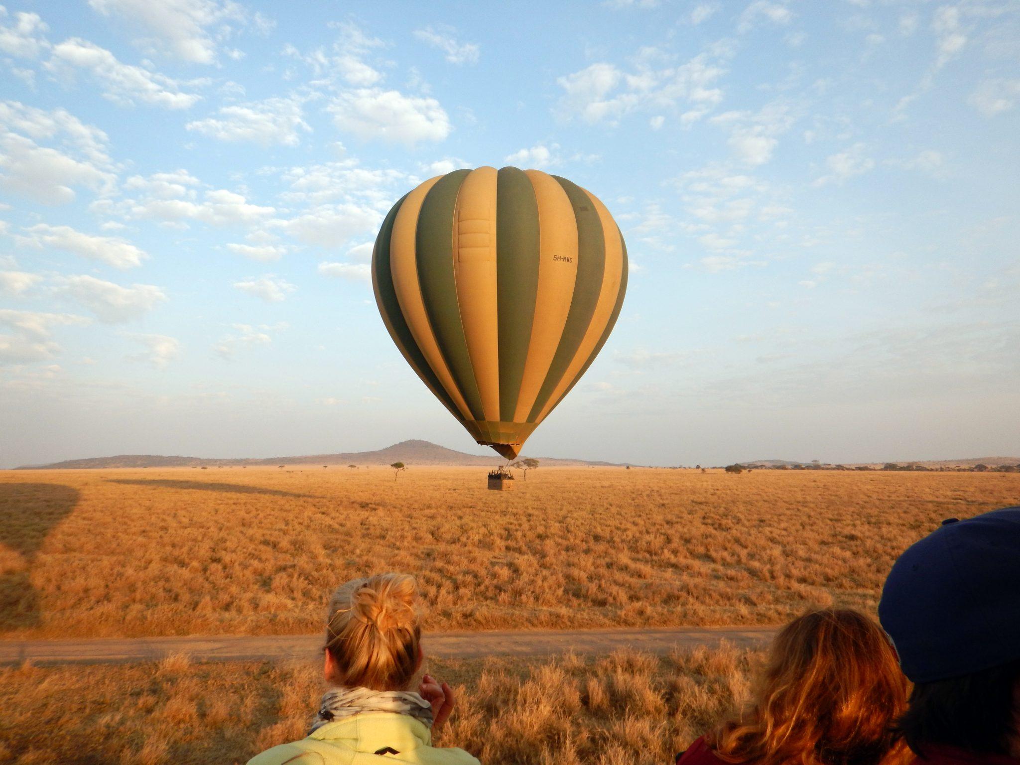 20160808 Tz Serengeti Balloon Flying 29