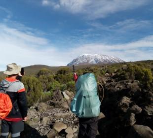 6 Days Machame Route Mount Kilimanjaro Trek