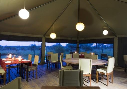 Angata Dining Tent