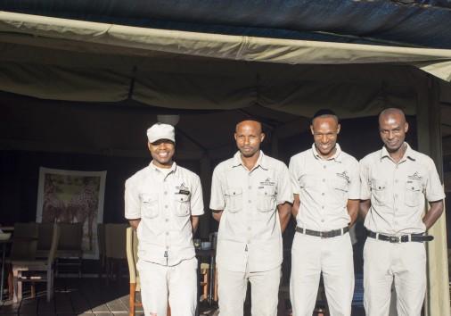 Angata Staff