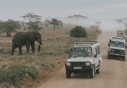 7-Day Aberdare, Bogoria, Naivasha and Masai Mara