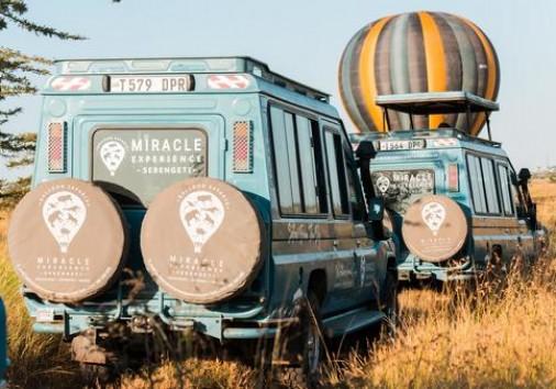 Miracle Experience Balloon Safari