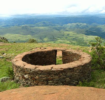 Ithala Game Reserve