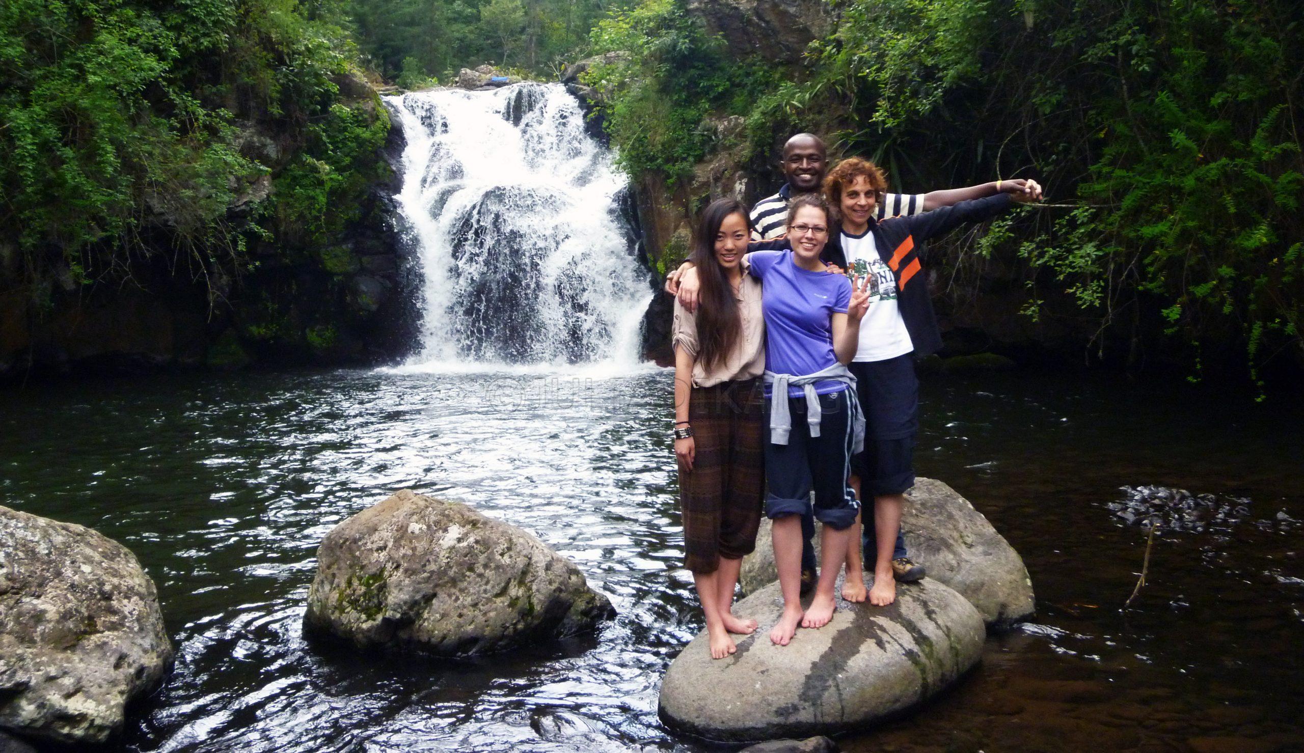 Kilimanjaro Vip Marangu Waterfalls 02