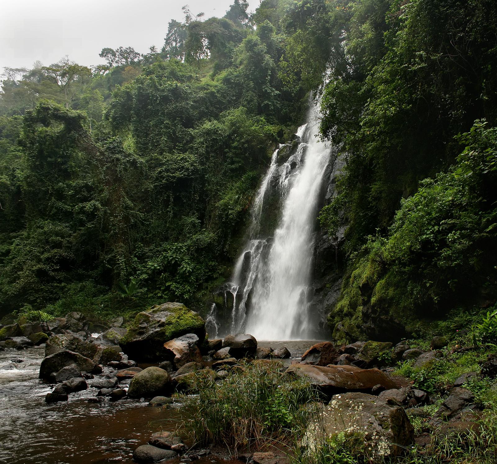 Marangu Waterfalls
