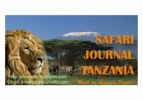 Safari Journal Tanzania