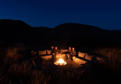 Cederberg Ridge Wilderness Amenities Fire Pit